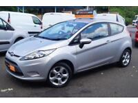 FORD FIESTA EDGE Silver Manual Petrol, 2011