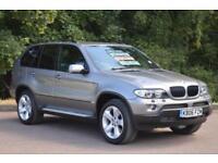2006 BMW X5 3.0d Sport 5dr Auto VERY LOW MILEAGE