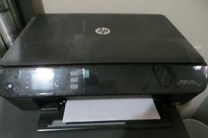 Hp Printer and Scanner with 3 new cartridges of ink London Ontario image 1