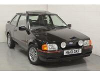 1990 H FORD ESCORT MK4 XR3i 1.6 Hatchback, '90 Spec, EFi, Retro Classic XR3