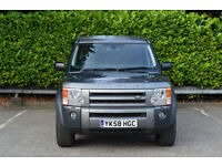 Land Rover Discovery 3 2.7TD V6 auto 2009MY XS