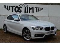 BMW 118 1.5 ( 136bhp ) ( s/s ) Sports Hatch 2016.5MY i Sport
