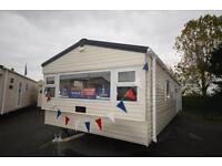 Static Caravan Whitstable Kent 3 Bedrooms 6 Berth Delta Radiant 2015 Seaview