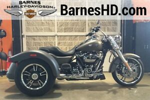 2018 Harley-Davidson FLRT - Freewheeler