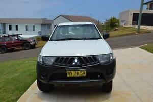 2008 Mitsubishi Triton Ute Wauchope Port Macquarie City Preview