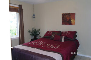 2 bedroom cottage for rent parlee beach, near shediac, nb