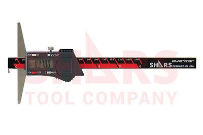 Aventor 6 150mm Single Hook Electronic Digital Depth Gage New