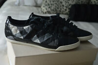 Burberry Black Sneakers