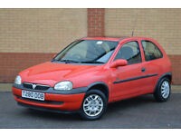 Vauxhall/Opel Corsa 1.2 16v Ltd Edn 1999MY Breeze