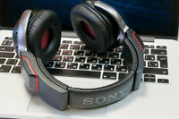 Sony over-ear with built in mp3