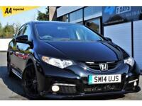 2014 HONDA CIVIC 1.6 I-DTEC BLACK EDITION 5DR HATCHBACK MANUAL DIESEL HATCHBACK