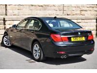 BMW 730 3.0TD auto 2011 MY d SE- PX - SWAP - FINANCE FROM £56 p/w-