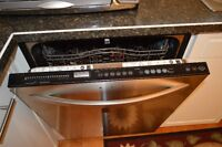 Kenmore Elite Turbozone Ultra Wash HE Stainless SteelDishwasher