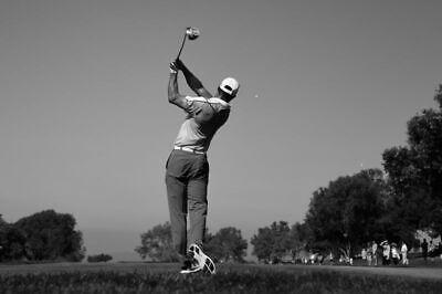 TIGER WOODS Poster 24x36 (inch) Photo Golf Print Poster PGA Championship H