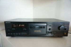 Sony Cassette Deck TC-RX311 like brand new condition