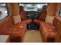 2007 ELDDIS SUNTOR 115 AUTOQUEST PEUGEOT BOXER 2.2 DIESEL 5 SPEED MANUAL 2 BERTH