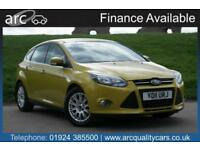2011 Ford Focus 1.6 EcoBoost Titanium 5dr 5 door Hatchback