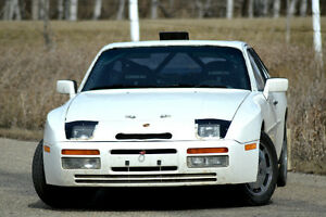RALLY 1987 Porsche 944 Turbo RALLY