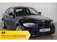 2013 13 BMW 1 SERIES 2.0 120D M SPORT 2D 175 BHP DIESEL