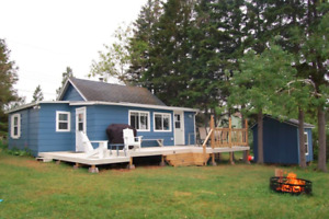 Discount Cottage Rental - Waterfront, Sleeps 7-9, Peaceful, New!