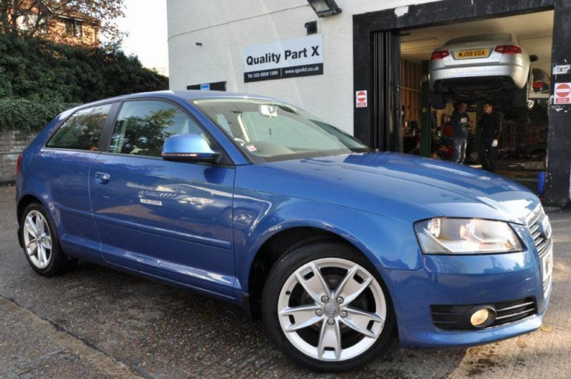 2010 audi a3 2 0 tdi sport s tronic 3dr in wembley london gumtree. Black Bedroom Furniture Sets. Home Design Ideas
