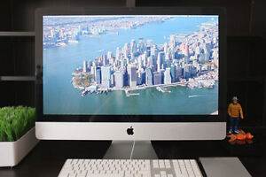 Apple iMac 21.5 inch late 2009 mint condition