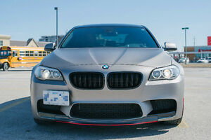 2011 BMW 550i w/ M5 Conversion