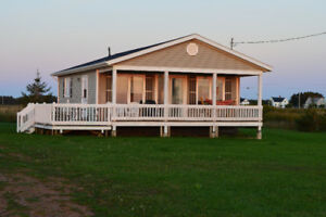 Limited space -Tignish Shore Ocean front Cottage -weekly rentals