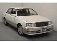 1995 TOYOTA CROWN 3.0 AUTO RWD **11,000 MILES** JDM Import Retro -Lexus LS400
