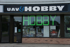 UAV & PLASTIC MODEL RC DARTS HOBBY SHOP OWEN SOUND