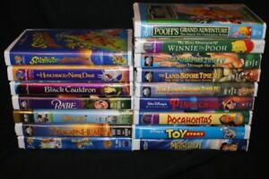 Vintage VHS Movies 2 for $5.00