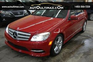 Mercedes-Benz C-Class C300 4MATIC-PARK ASSIST-HARMON KARDON 2011