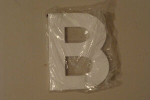 Formed Plastic Letters for indoor or outdoor use! Kitchener / Waterloo Kitchener Area image 3