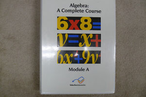 Algebra Homeschooling Curriculum Kingston Kingston Area image 2