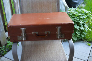 Two Vintage suitcases for Sale