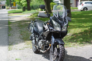 2010 Suzuki V-Strom DL650 Ready to Go