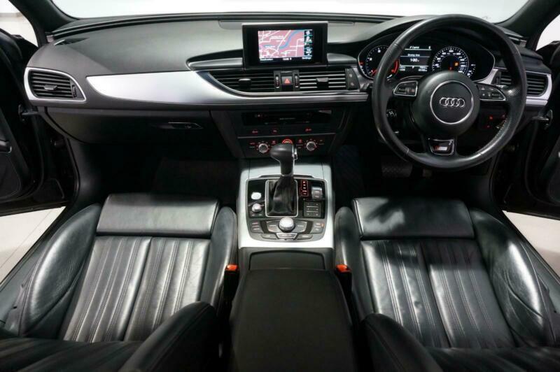 2012 Black Audi A6 Avant 2 0TDI ( 177ps ) Multitronic S Line - RS6  CONVERSION | in Blackburn, Lancashire | Gumtree