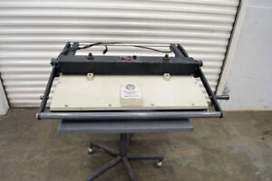 Seal Masterpiece 500T-X Dry Mounting/Laminating Press