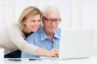 Basic Computer Tutor (Mac and Windows ) for Seniors & Retirees!