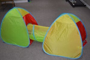 Tents with Tunnel - Toys