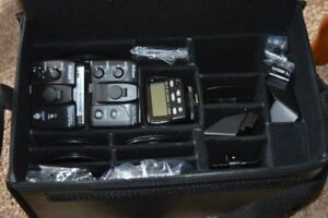 Photographic Equipment for Sale.