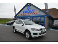 2012 VOLKSWAGEN TOUAREG V6 3.0 SE TDI BLUEMOTION TECHNOLOGY DIESEL AUTO 5 DOOR 4