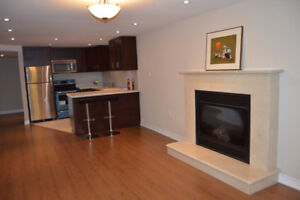Beautiful 2 Bdr+Den lower level apartment for rent