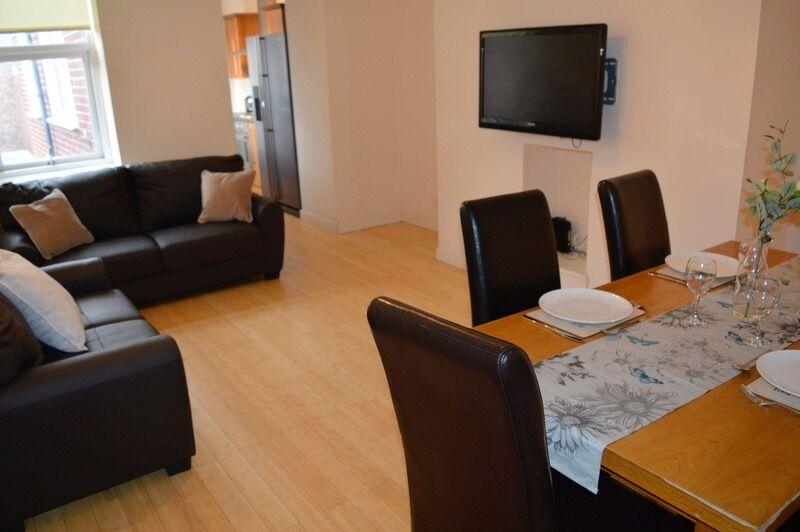 6 BEDROOM MAISONETTE AVAILABLE FROM 01/09/17 IN SANDYFORD, NE6 - £94.85pppw - BILLS INCLUDED