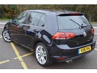 2016 Volkswagen Golf GT Edition 1.4 TSI ACT 150 PS 7-speed DSG 5 Door Petrol bla