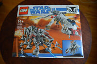 LEGO Star Wars Republic Dropship with AT-OT 10195