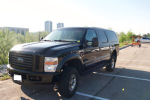 2003 Ford Excursion Limited - Ultimate Toy Hauler