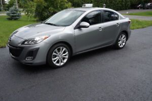 2010 Mazda 3 GT, Great Condition