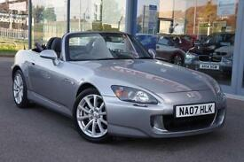 2007 HONDA S2000 2.0i [Alarm] FULL LEATHER, POWER ROOF, AIR CON and XENONS