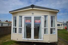 Static Caravan Felixstowe Suffolk 2 Bedrooms 6 Berth ABI Derwent 2012 Suffolk